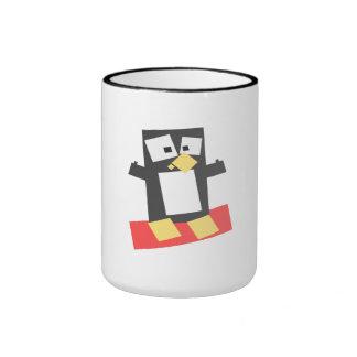 Penguin Avatar Coffee Mugs