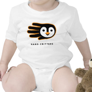 Penguin baby t-shirt bodysuit