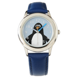 Penguin Blue Watch
