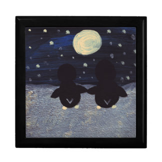 Penguin By Moon Light Gift Box