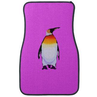 Penguin Car Mat