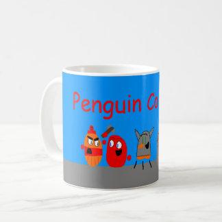 Penguin Comics Coffee Mug