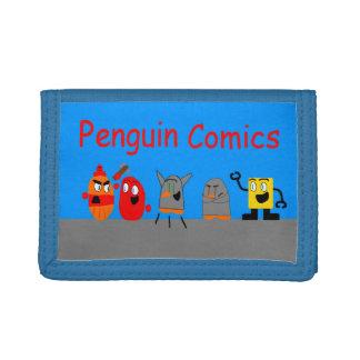 Penguin Comics Wallet