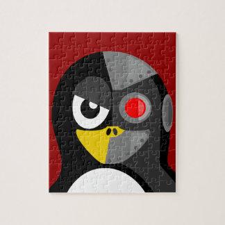 Penguin Cyborg Jigsaw Puzzle