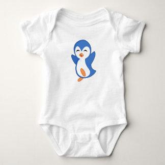 Penguin Dancing Baby Bodysuit