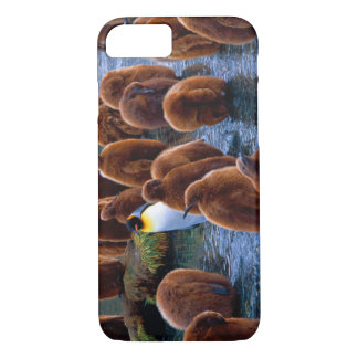 Penguin Day Care iPhone 7 Case