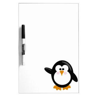 Penguin Dry Erase Board