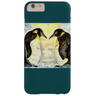 Penguin duo phone case