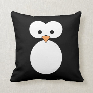 Penguin Eyes Cushion