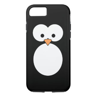 Penguin Eyes iPhone 7 Case