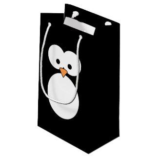 Penguin Eyes Small Gift Bag