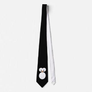 Penguin Eyes Tie