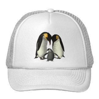 Penguin Family Hat