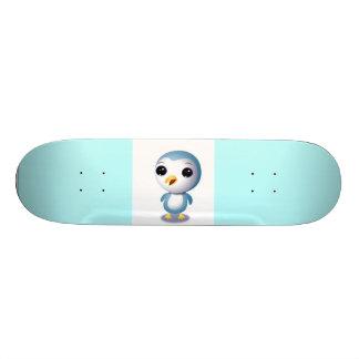 Penguin-full Custom Skate Board