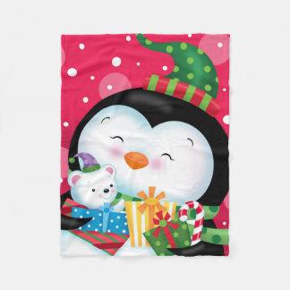 Penguin Gifts Blanket