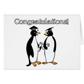 Penguin Graduates Cards