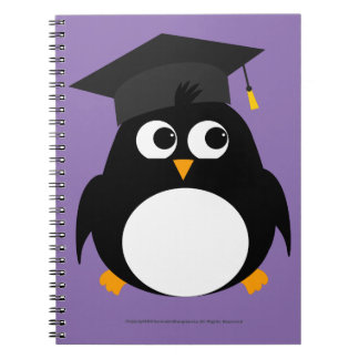 Penguin Graduation Design - Notebook