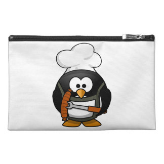 Penguin Grill Travel Accessory Bags