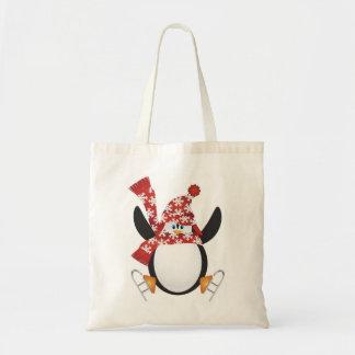 Penguin Ice Skates Jump Bag