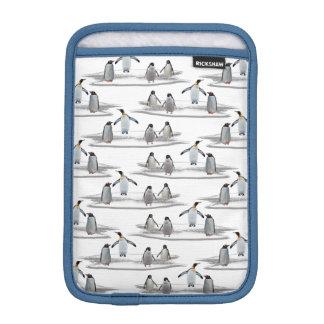 Penguin Iceberg Party iPad Mini Sleeve