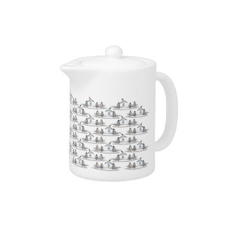 Penguin Iceberg Party Teapot