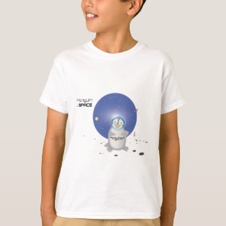 Penguin in Space T-Shirt