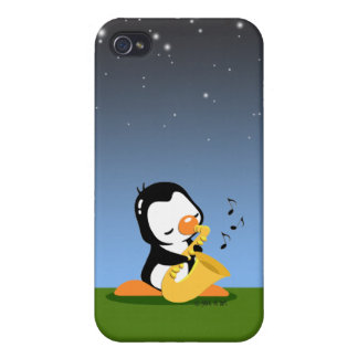 Penguin iPhone Case Cases For iPhone 4