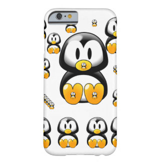 Penguin Iphone case for any person