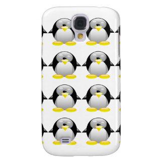 Penguin IPhone case Galaxy S4 Case