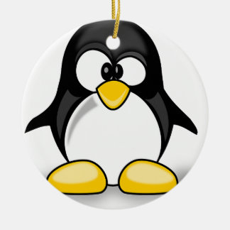 Penguin items christmas ornament
