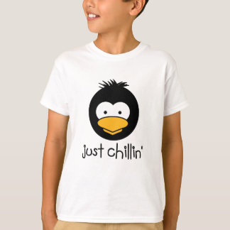 penguin just chillin T-Shirt