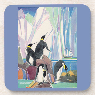 penguin land coaster