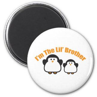 penguin_lil_bro fridge magnet