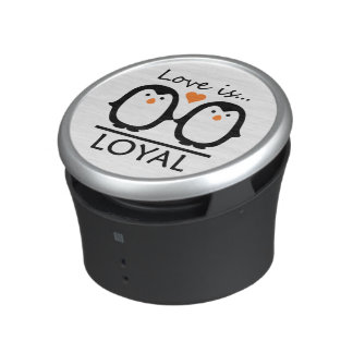 Penguin Love Bluetooth speaker