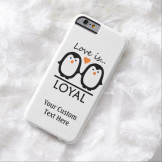 Penguin Love custom cases