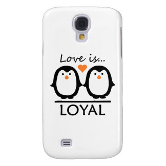 Penguin Love phone cases