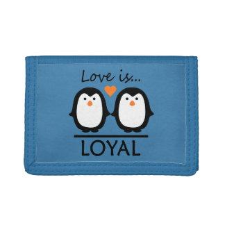 Penguin Love wallets