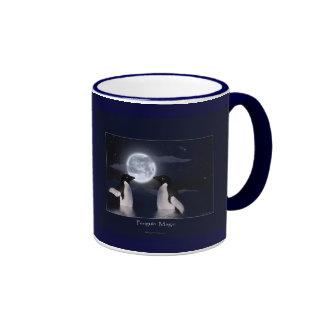 PENGUIN MAGIC Series Coffee Mugs