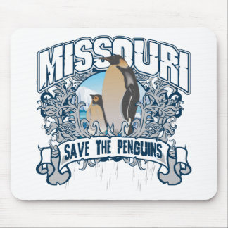 Penguin Missouri Mouse Mat