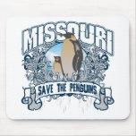 Penguin Missouri Mousepad