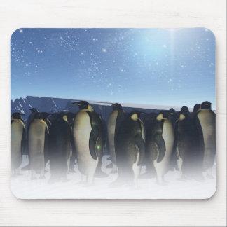 Penguin Mousepad, Mousemat Gift