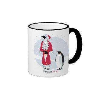Penguin Noel Mug