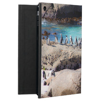 Penguin Parade iPad Air Cover