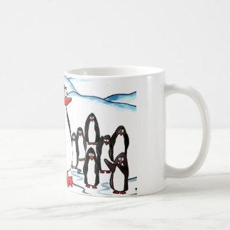 Penguin Paradise Coffee Mug