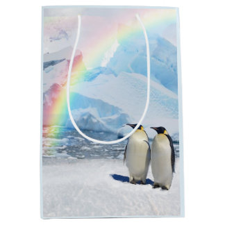 Penguin Paradise Medium Gift Bag