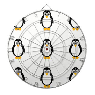 Penguin Party Dartboard
