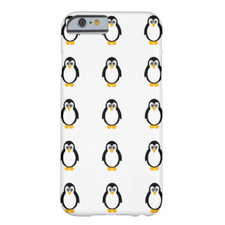 Penguin Party IPhone 6/6S Barely There Case