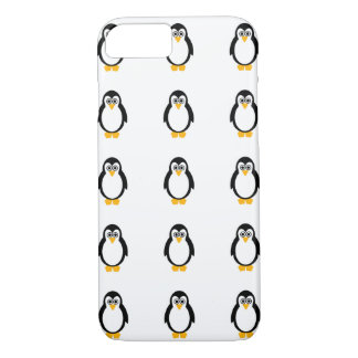 Penguin Party IPhone 7 Barely There Case