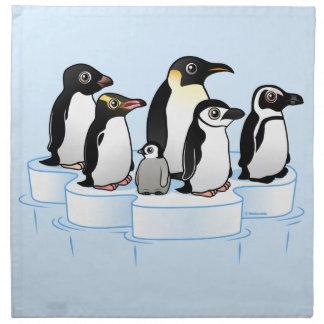 Penguin Party Napkin