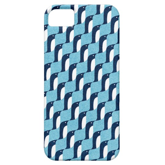 Penguin Patterns iPhone 5 Cases